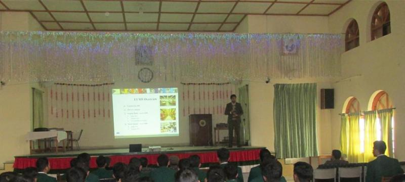 The LUMS National Outreach Programme NOP Team Held Sessions In Abbottabad And Surrounding Areas Including Swabi Mansehra Haripur